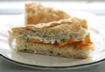 peaches & herb panini