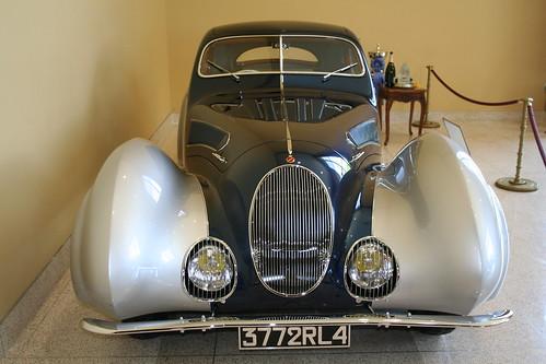 1937 Talbot Lago Sporte Coupe