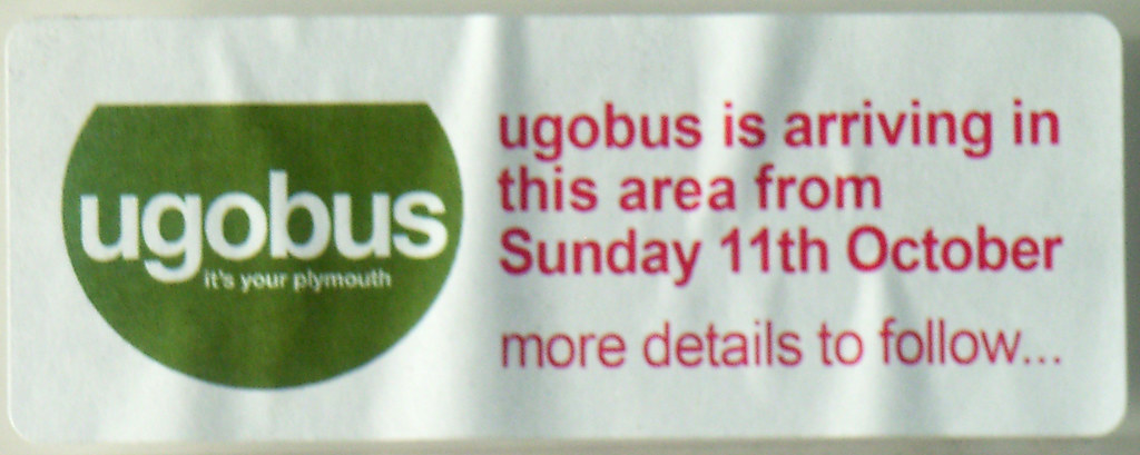 Ugobus is arriving (by didbygraham)