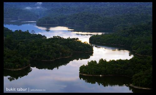 Bukit Tabur Dam