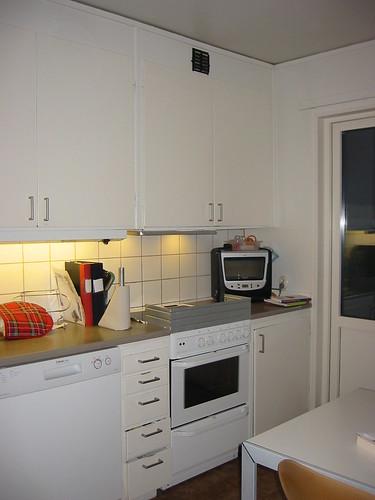 Köket februari 2007