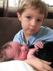 Liam and Calum