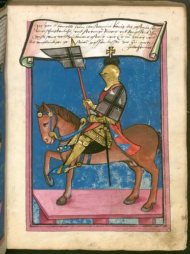Ludwig von Eyb - Turnierbuch j