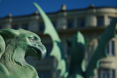 The Dragon Bridge, Ljubljana