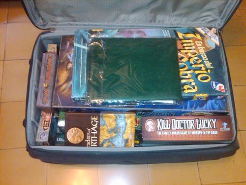 El maletón para Homínidos