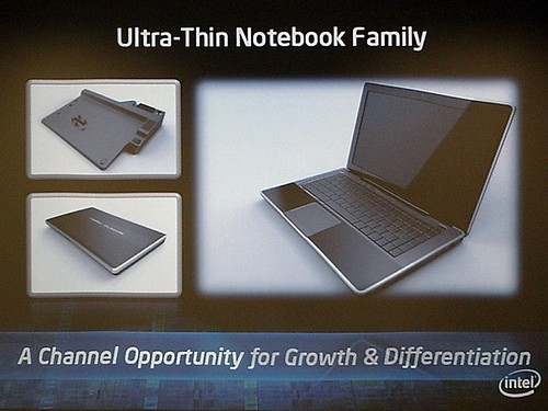 Intel Unknown Ultra-Thin NB 2009