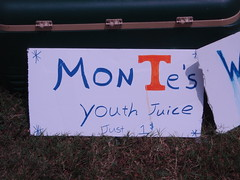 youth juice?