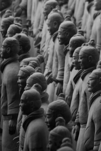 Terracotta Warriors (by niklausberger)