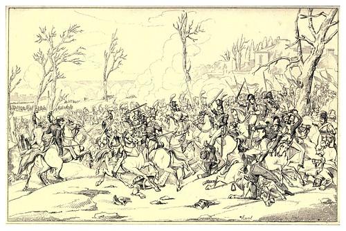 011-Napoleon en Arcis-sur-Aúbe 1814-The Napoleon gallery 1846