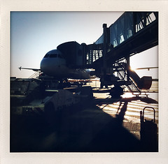 ready for take-off (dannyone) Tags: city trip travel sky urban paris france square airplane polaroid airport frankreich europa europe availablelight toycamera charles journey gaulle takeoff iledefrance charlesdegaulle airfrance 3gs cdg iphone ontherun shakeit schnappschuss dannyone bonneuilenfrance bonneuil capturethemoment iphonepic iphonediary