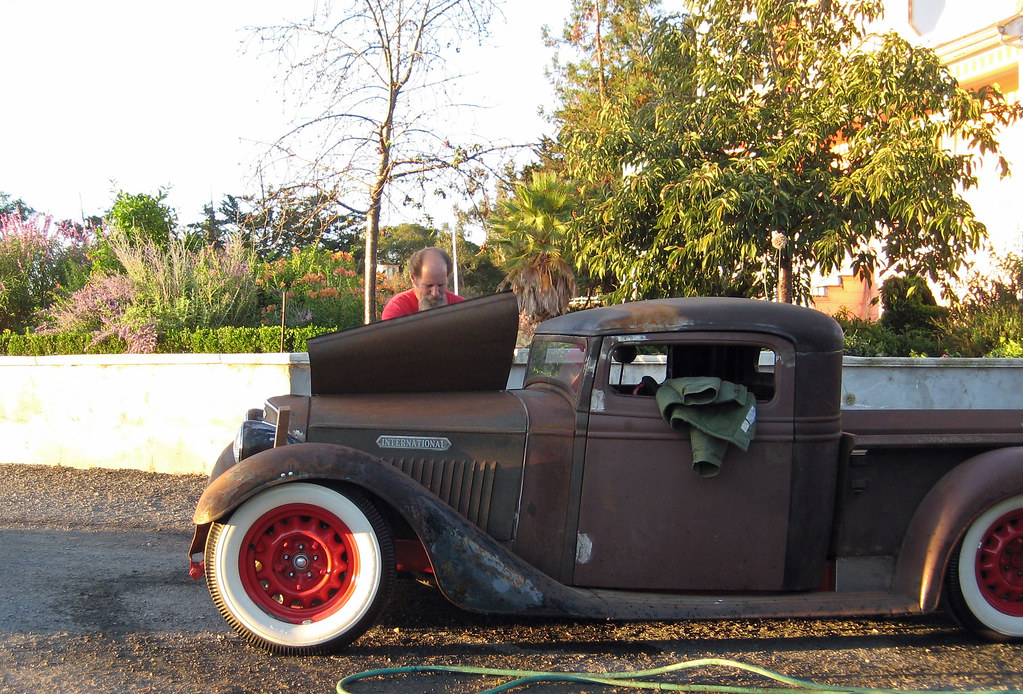 When My Brain Leaks, the Drops Drip Here.: Rat Rod Update: How Not ...