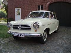 Borgward Isabella Combi 1955-61 -4- (Zappadong) Tags: isabella combi 2009 borgward egestorf