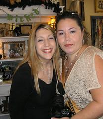 Vintage Emporium: Me and Priscilla!