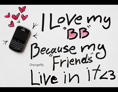 BB Lovers <3 (OrangeRy ~ Sara) Tags: friends 3 love canon blackberry heart live lover bb bbm orangery