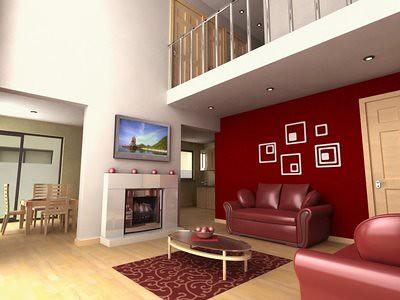 interior decoração foto
