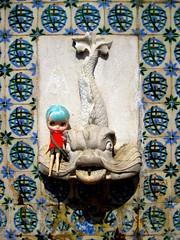 La fuente mágica/The magic fountain