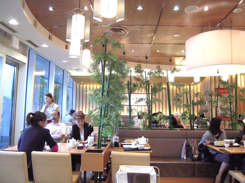 Din Tai Fung interior