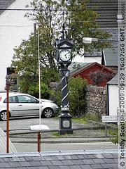 Ullapool clock