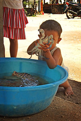Child at Rawai, Phuket