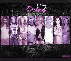 britney - The Singles Collection (BETHGON blends) Tags: love girl one princess time spears circus pop collection more oops blackout britney singles zone chaotic on bethgon