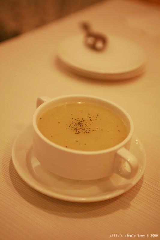 Bravo_玉米濃湯