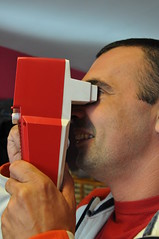 Björn bekijkt het leven 3D