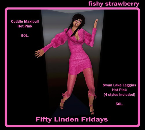 fifty linden_hot pink