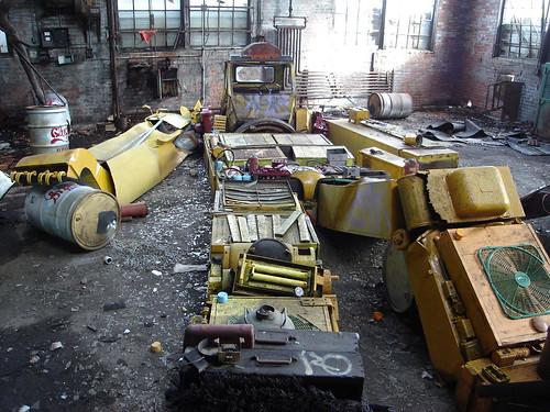 Robot @ Solvay Coke & Gas