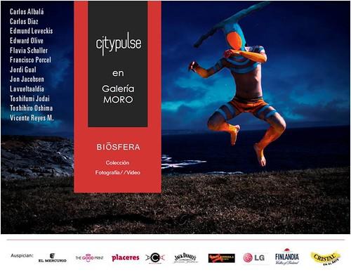 citypulse exhibition : biosphere