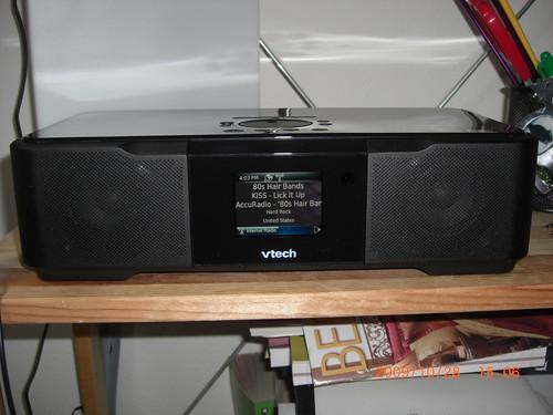 VTech IS9181 WiFi Internet Radio
