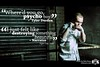 #308 ~ Psycho Boy (Rick Nunn) Tags: green film 50mm iso200 xpro cross quote rick 1999 hawt usm process noise nunn processed f4 edit fightclub tylerdurden narrator moive 50d quoto explored strobist vsortpop