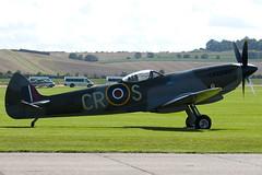G-OXVI - TD248 - CBAF.IX.4262 - Private - Supermarine 361 Spitfire LF16E - Duxford - 060903 - Steven Gray - CRW_5679