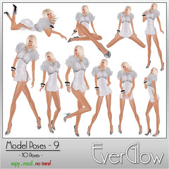 *EverGlow* New poses! (``* Fanny Willis *) Tags: secondlife abyss everglow creamshop leezu lelutka
