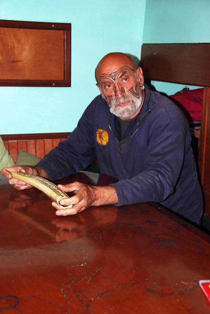 Jean-Yves Sainrames navigue depuis 35 ans sur toutes les mers du monde