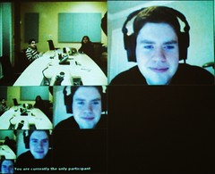Video conferencing recursion
