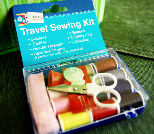 Mom's 60th Birthday Gift Sewing Kit