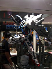 AFA09 (nighteye) Tags: mg gundam 2009 bandai 1100 gundam00 exia animefestivalasia afa09 gn001re repairi