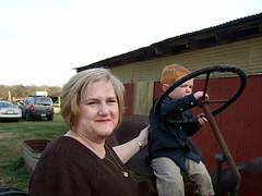 Mama, where's the honk? (glynch42) Tags: wedding tn steph zeb