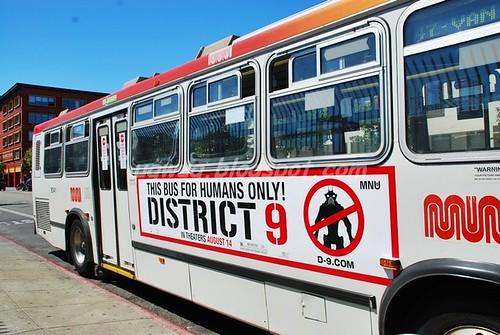 Bus For Humans! No Prawns!