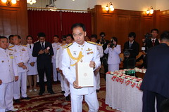 World Tipitaka Patrons from the Ministry of Defense, Thailand