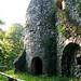 Wasserturmruine bei Schloss Semper auf Ruegen DSCI0195-018