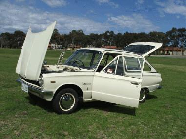 1969 1100F Hatchback