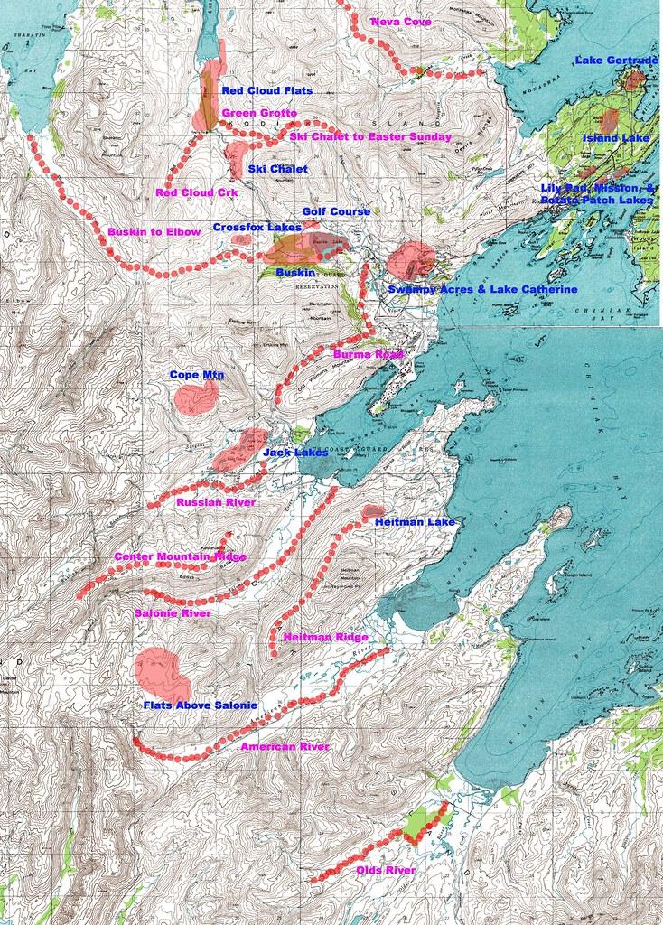 Cross Country Ski Sale Akers Ski Com >> Places To Cross Country Ski Kodiak Snow Report