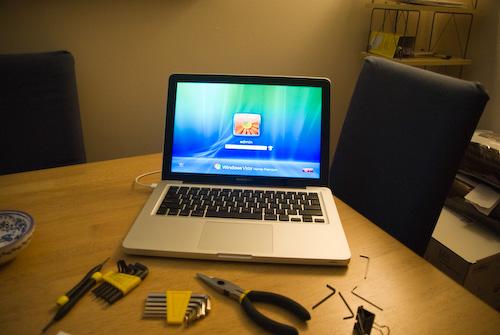 Running Windows on a Mac