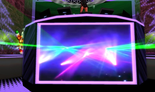 dance island dj booth in second life