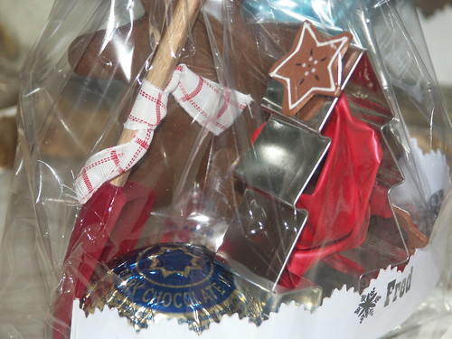 Gingerbread party bag