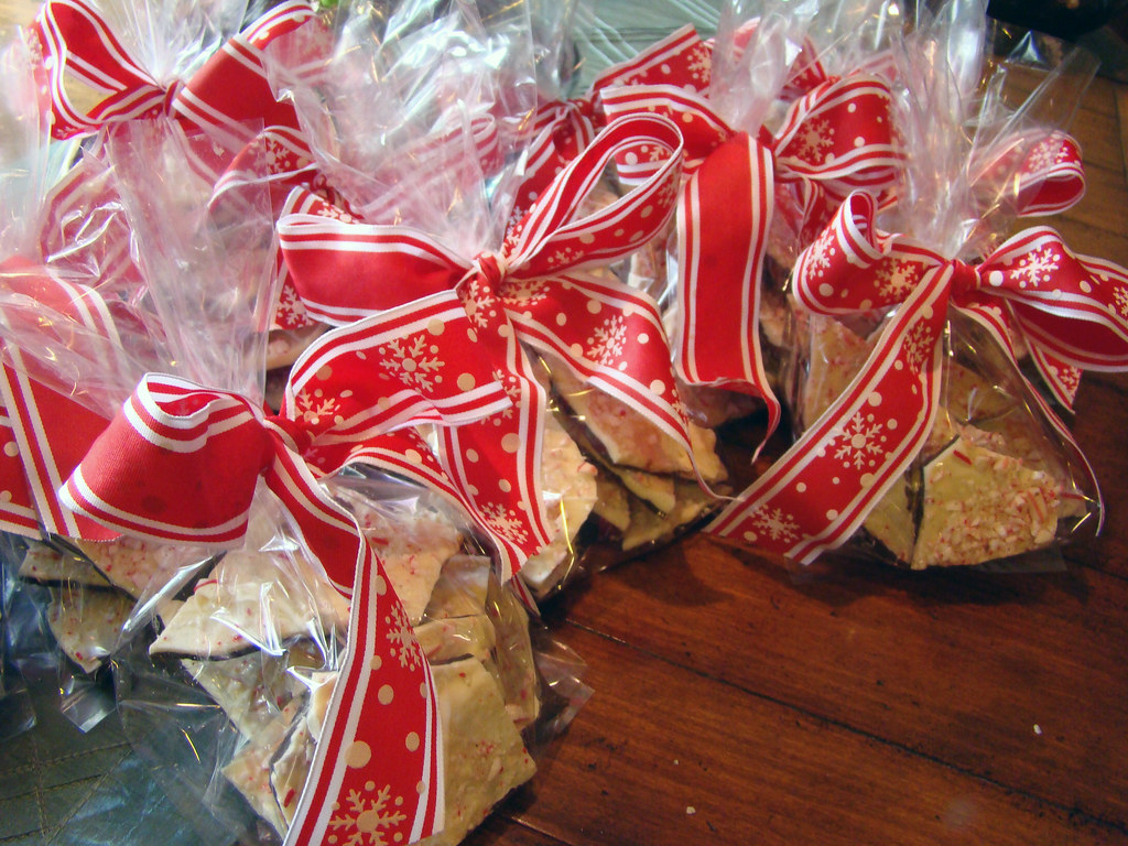 DSC03542 Wrapped Peppermint Bark