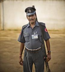 On Guard (cmaccubbin) Tags: portrait india coral florida miami military guard police springs lauderdale ft fl mp hyderabad parkland broward