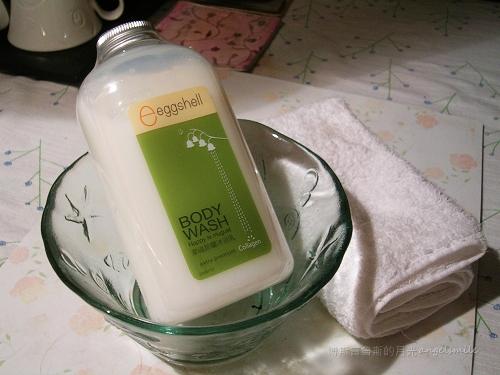 eggshell 幸福鈴蘭沐浴乳