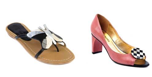 calçados reveillon 2010